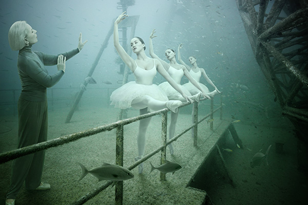 The Sinking World Exhibition