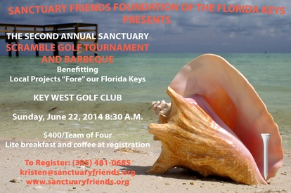 Sanctuary Scramble Golf Tournament