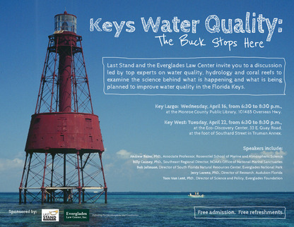 Keys Water Quality Forum