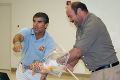Lionfish Safe Handling Workshop
