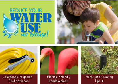 Reduce Your Water Use