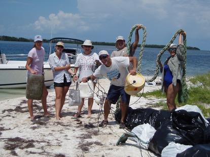 Team OCEAN Cleanup Team