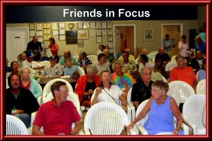 Friends in Focus Film Series