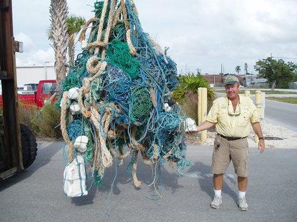 Team OCEAN marine debris