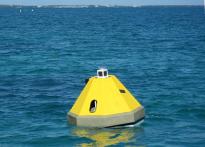 Ocean Acidification Monitoring Buoy