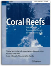 Coral Reefs Journal