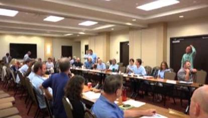 Sanctuary Advisory Council meeting