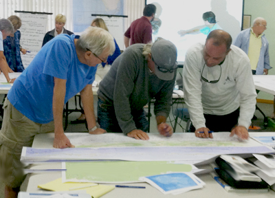 Advisory Council Working Groups help develop recommendations